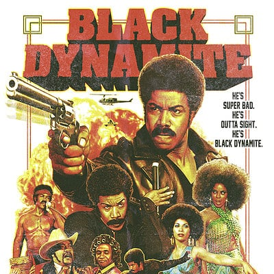 Eddie holly blackdynamite