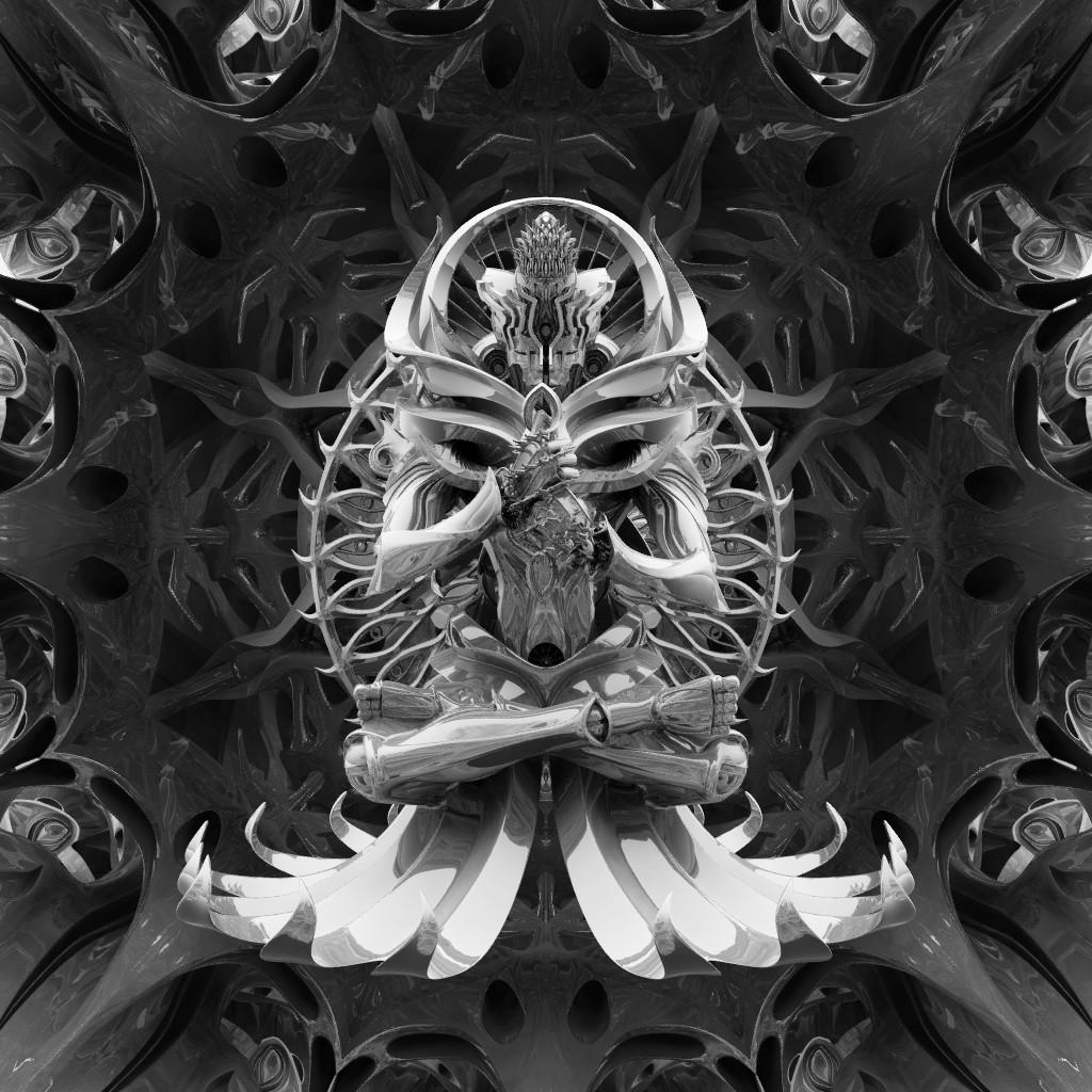 Mahavairocana+3D mandala