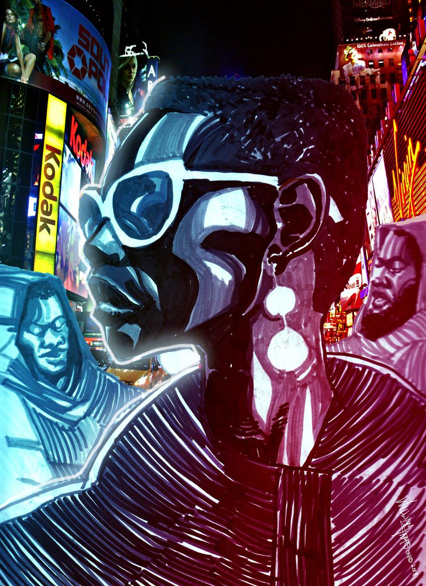 Afromation art huemans citywalk2