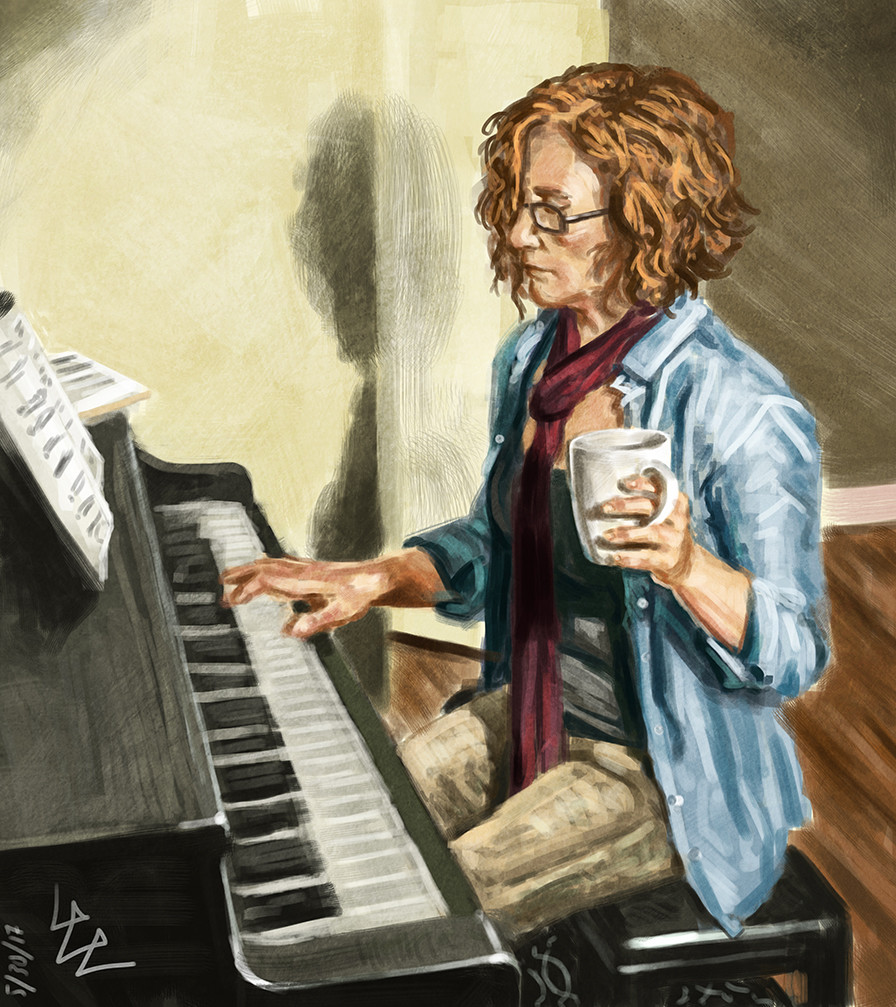 Piano & Coffee