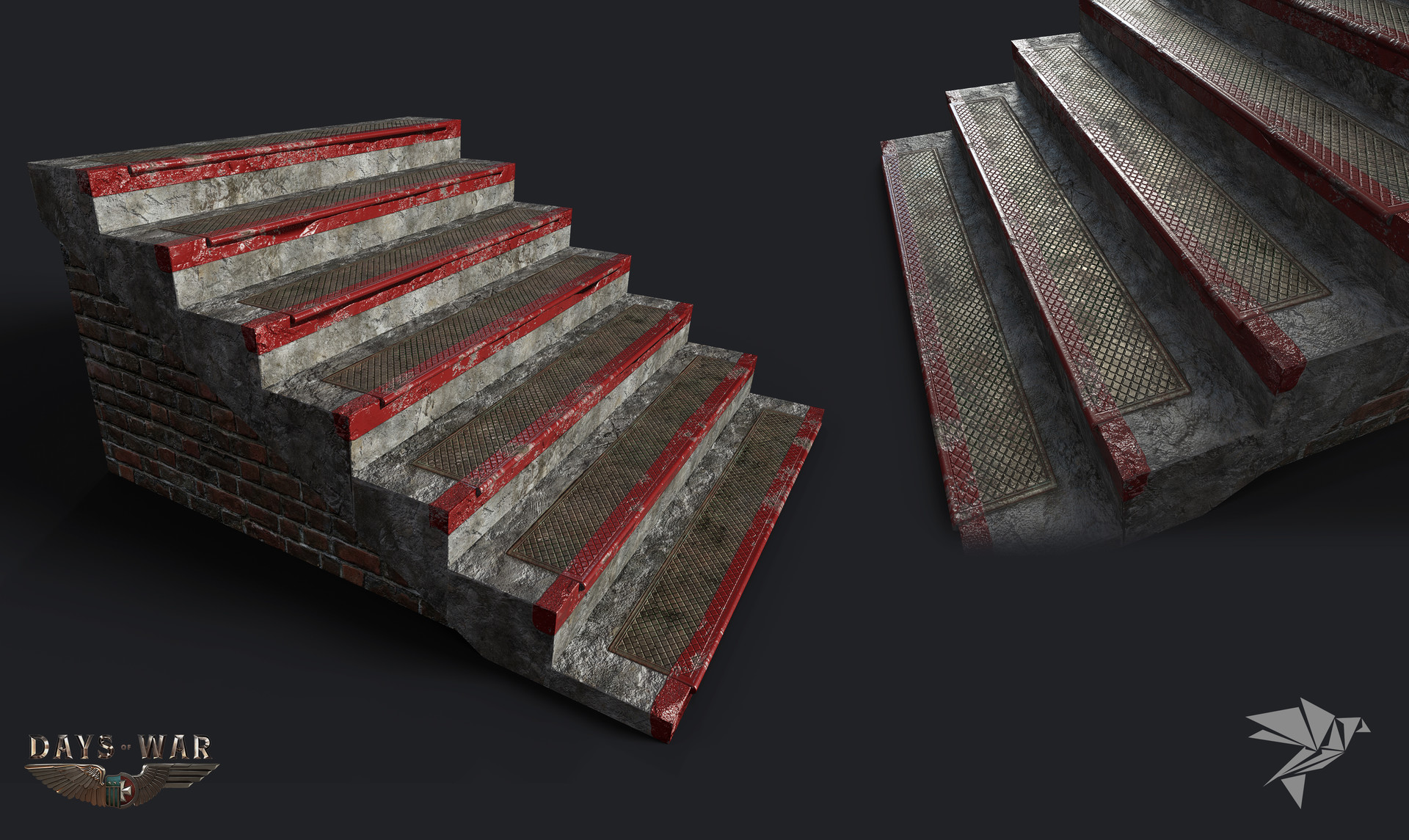 Mark ranson stairs