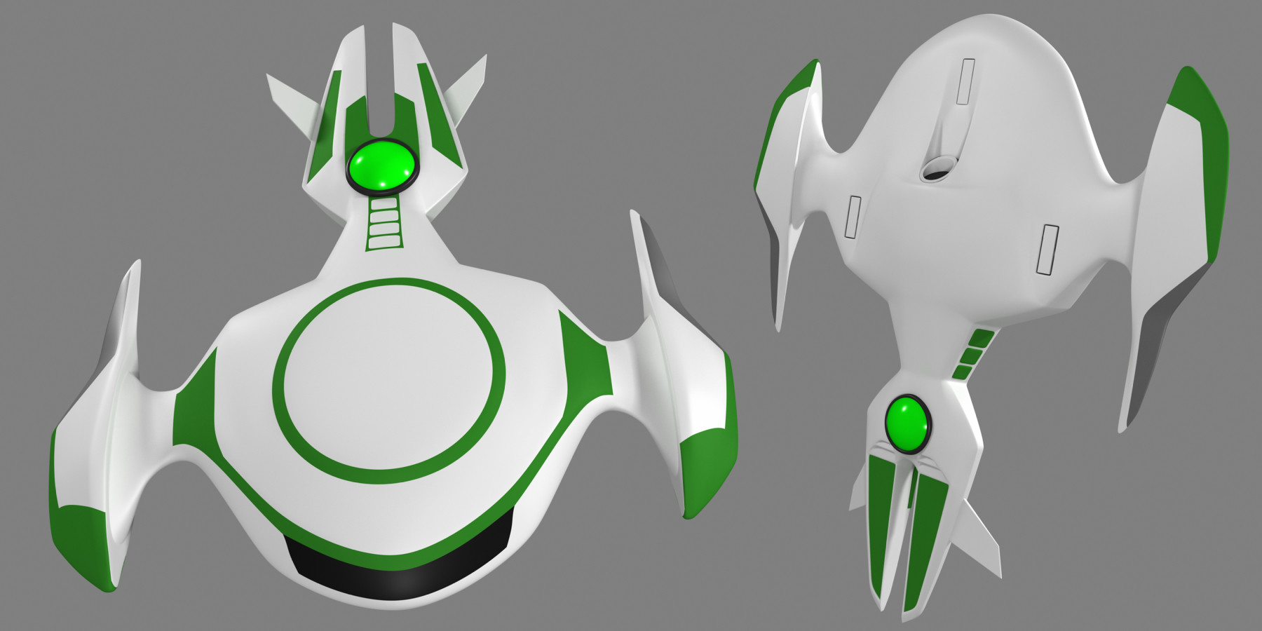 Interceptor from Green Lantern: The Animated Series