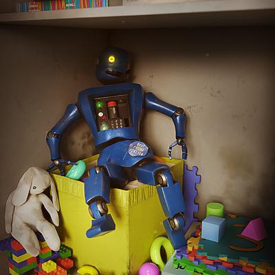 Ewa wierbik abandonedrobot