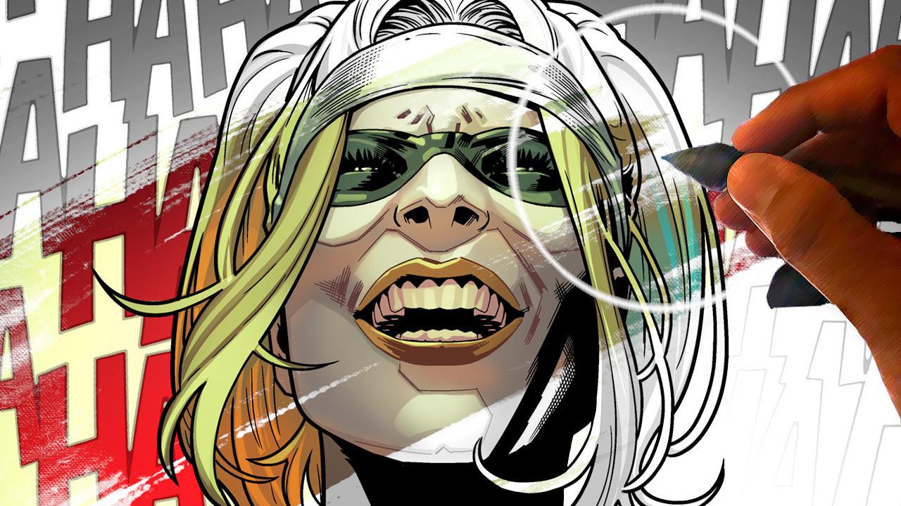 Harley Quinn from INJUSTICE2