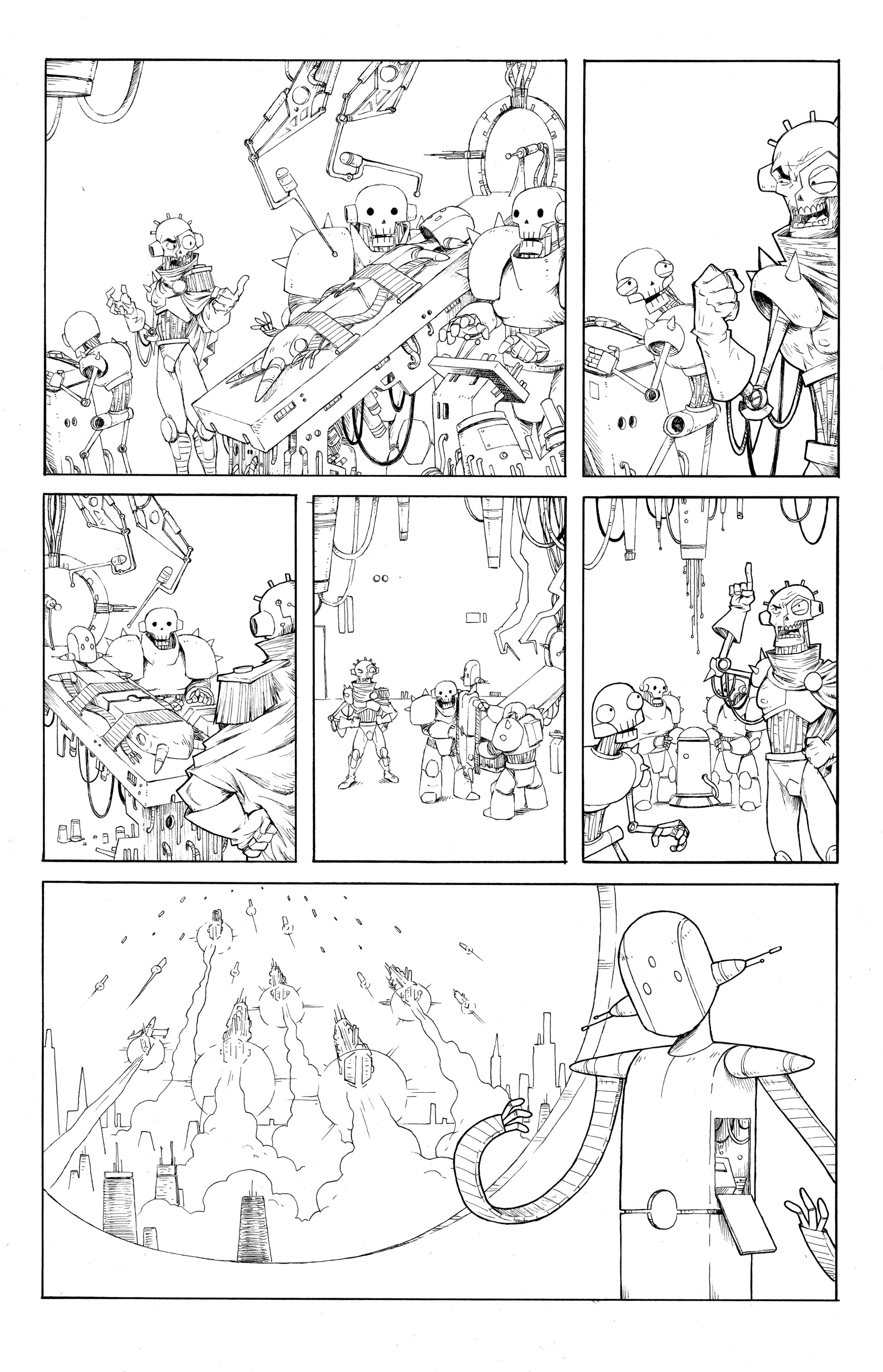 Max haig pg4 ink