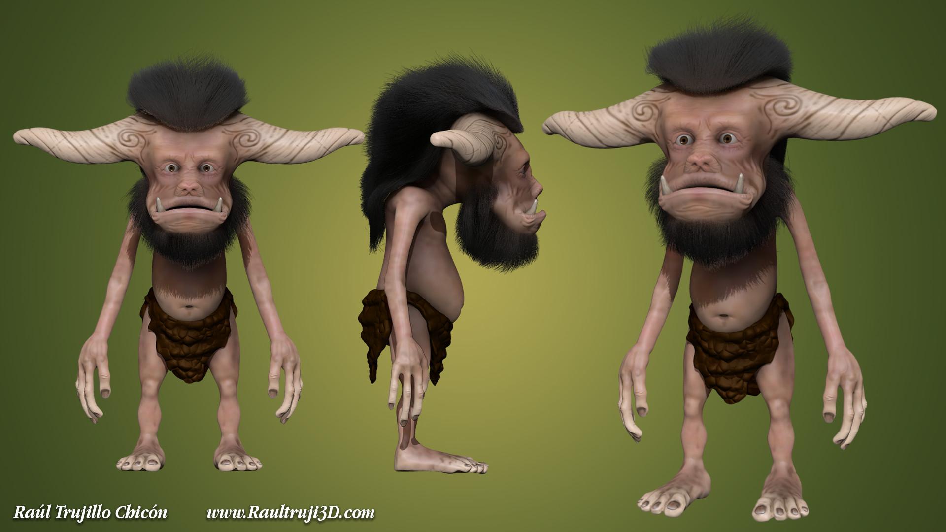 Raul trujillo chicon criatura 2 1