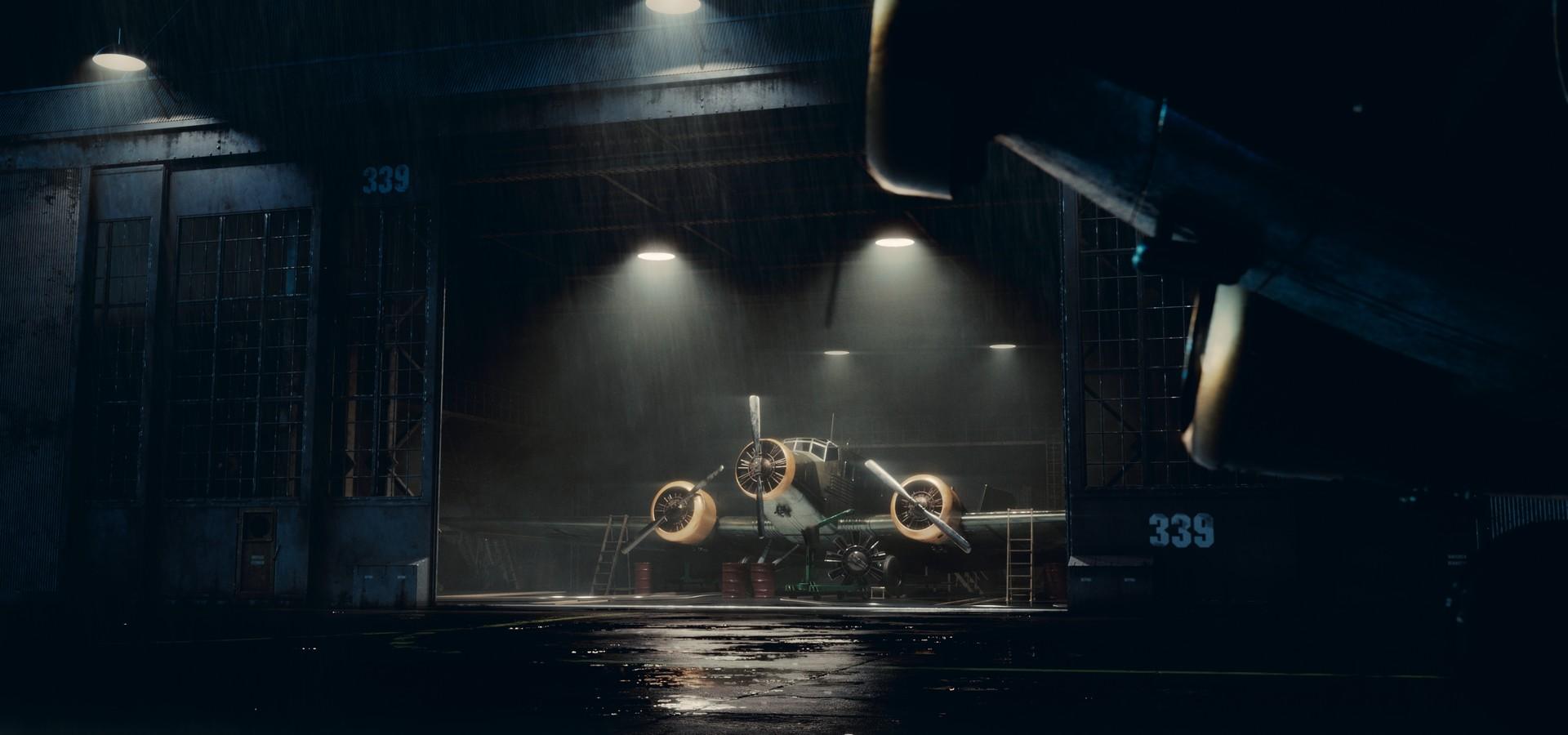 Daniel schindler hangar a