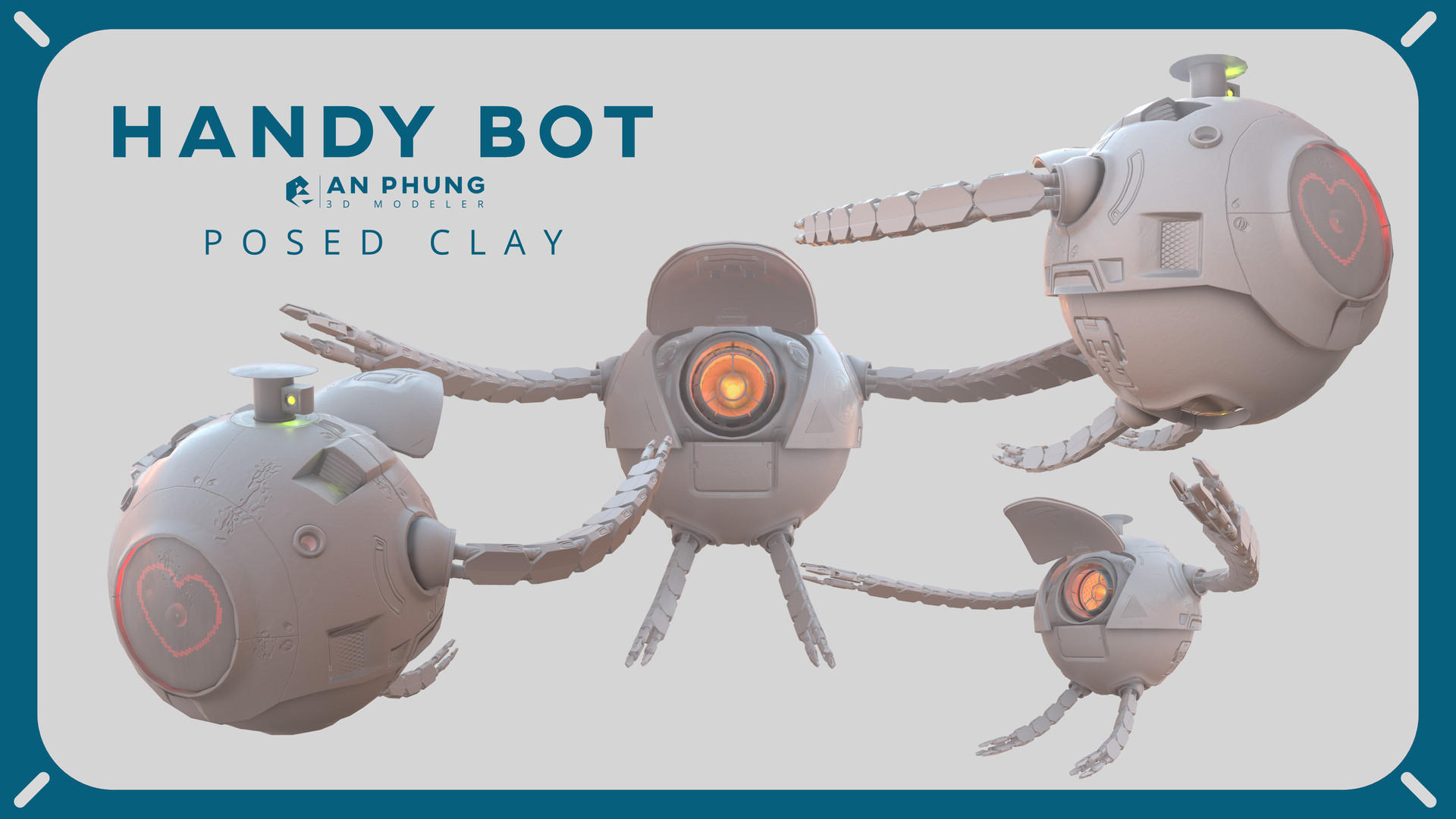 An phung phung handybot final posed clay