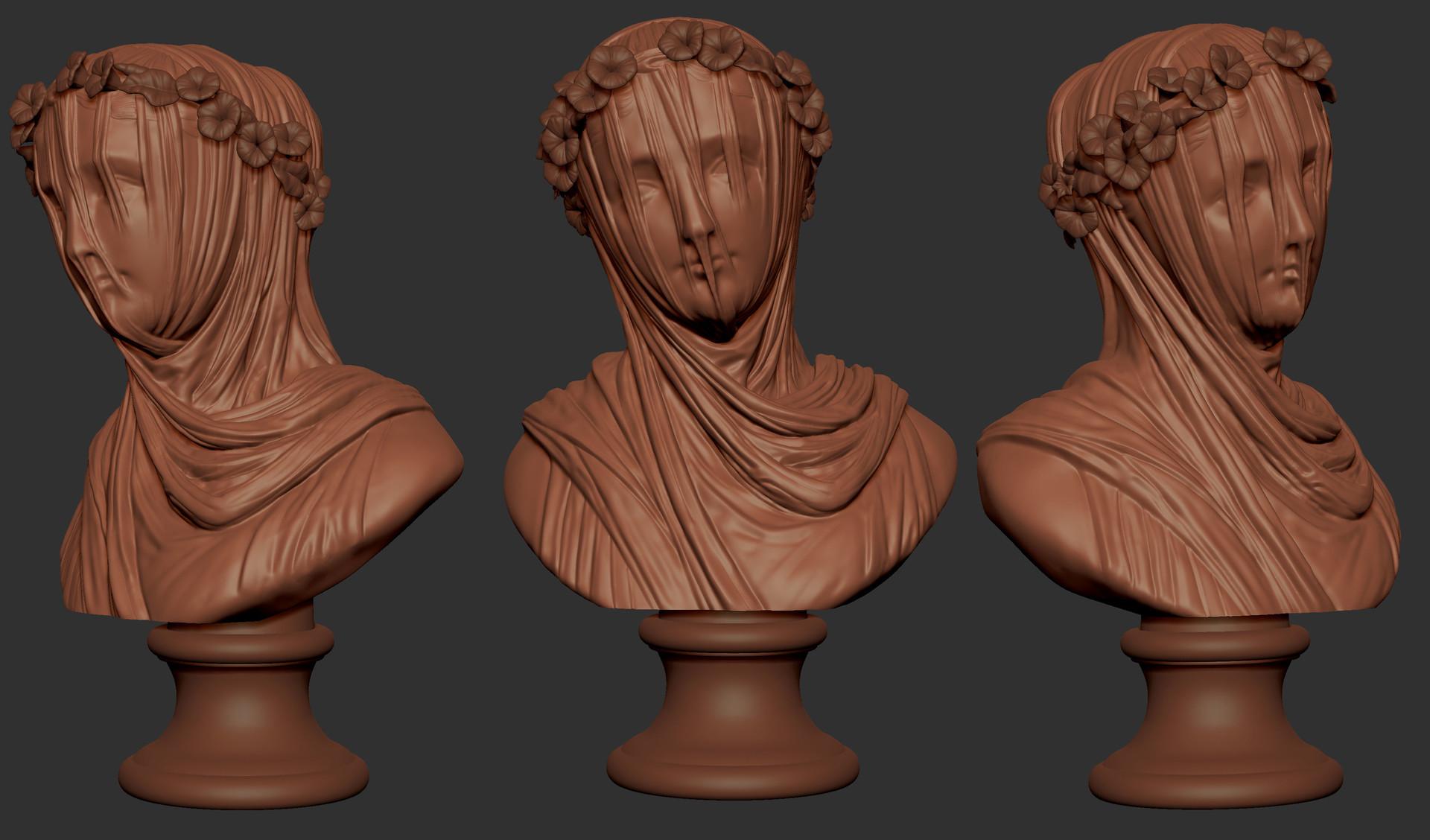 Reza sedghi sculpt