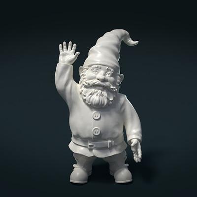 Alexander volynov garden gnome 000