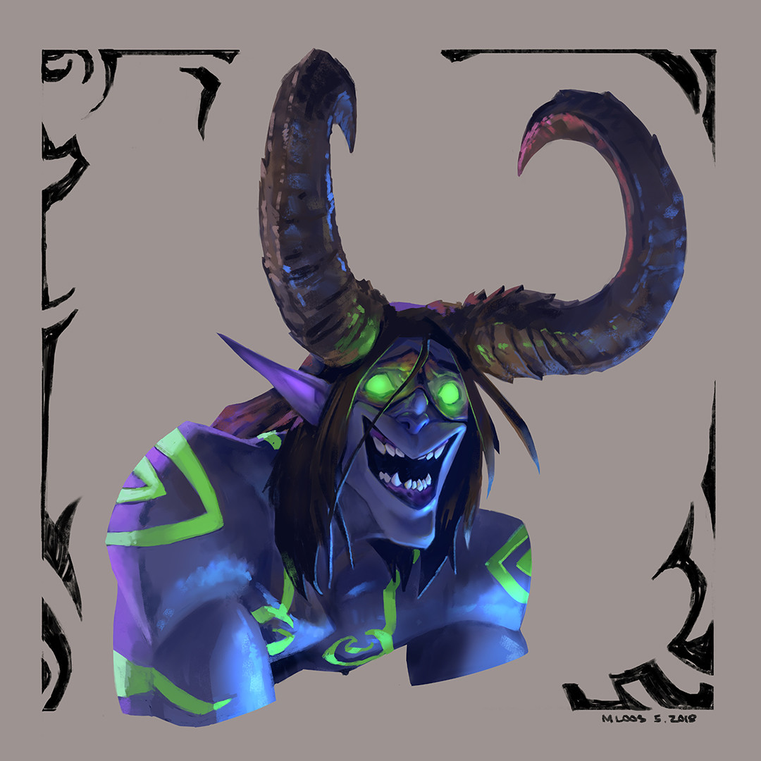 Michael loos illidan