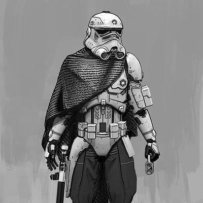 Mack sztaba specialist trooper