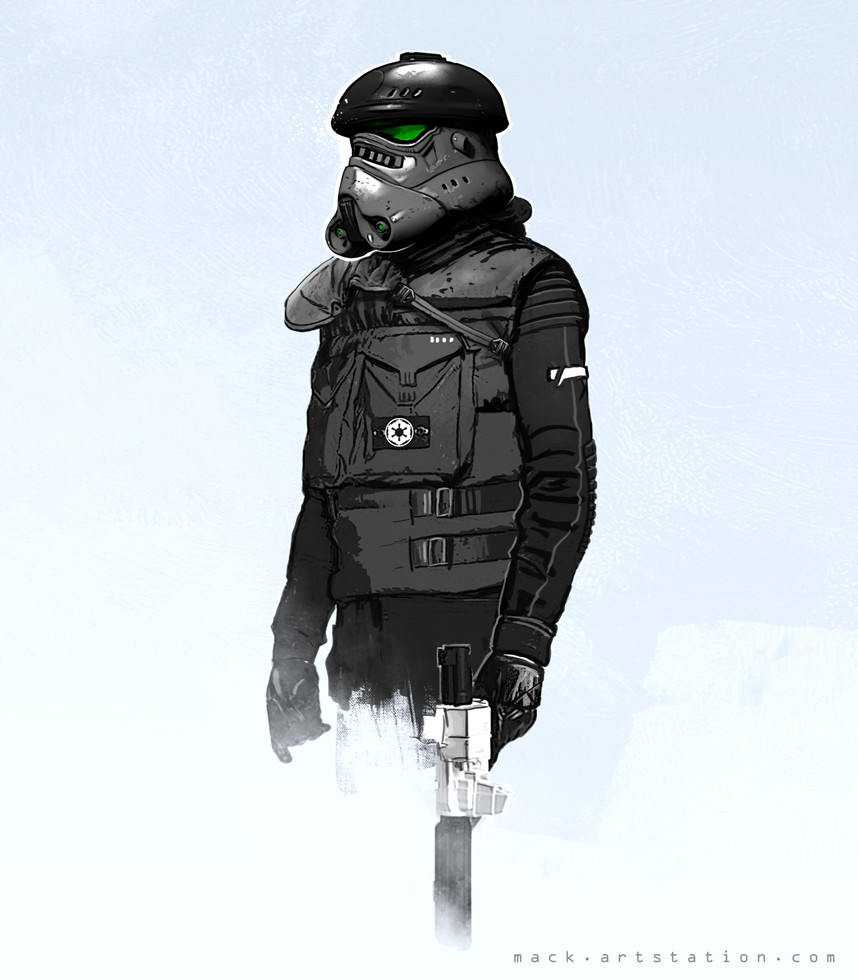 Mack sztaba street trooper