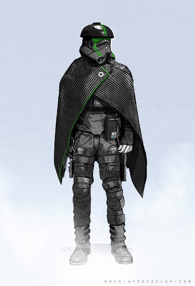Mack sztaba street trooper 2 cloak