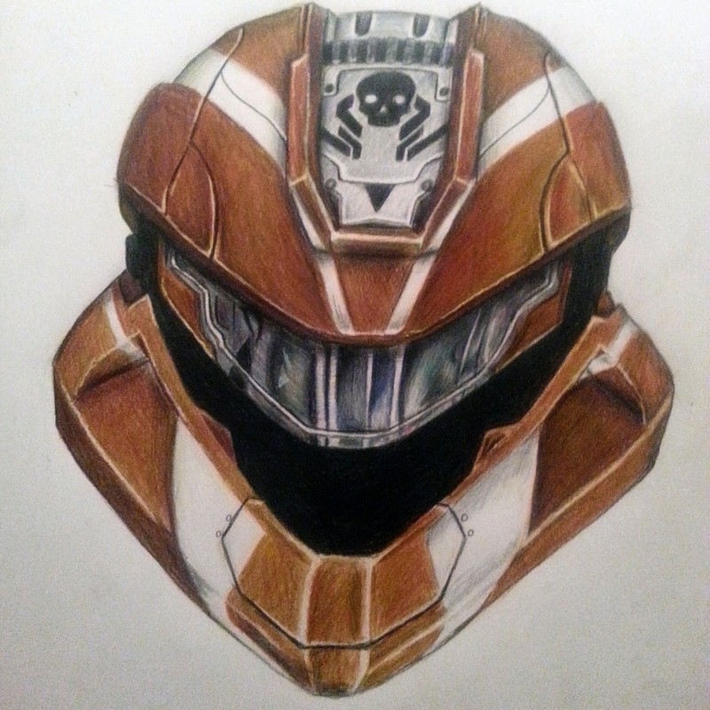 Halo 4 Scout