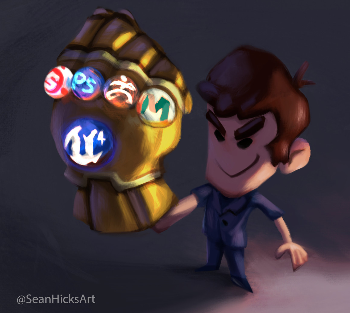 """Fun isn't something one considers when balancing different programs. But this...does put a smile on my face."""