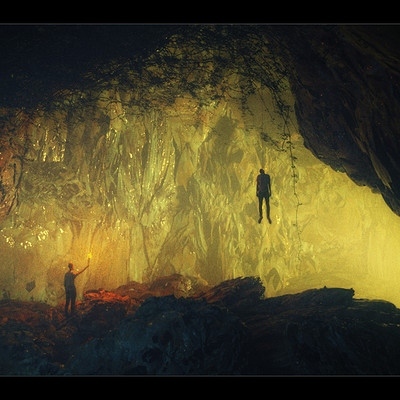 Piotr jedzinski jaskinia2
