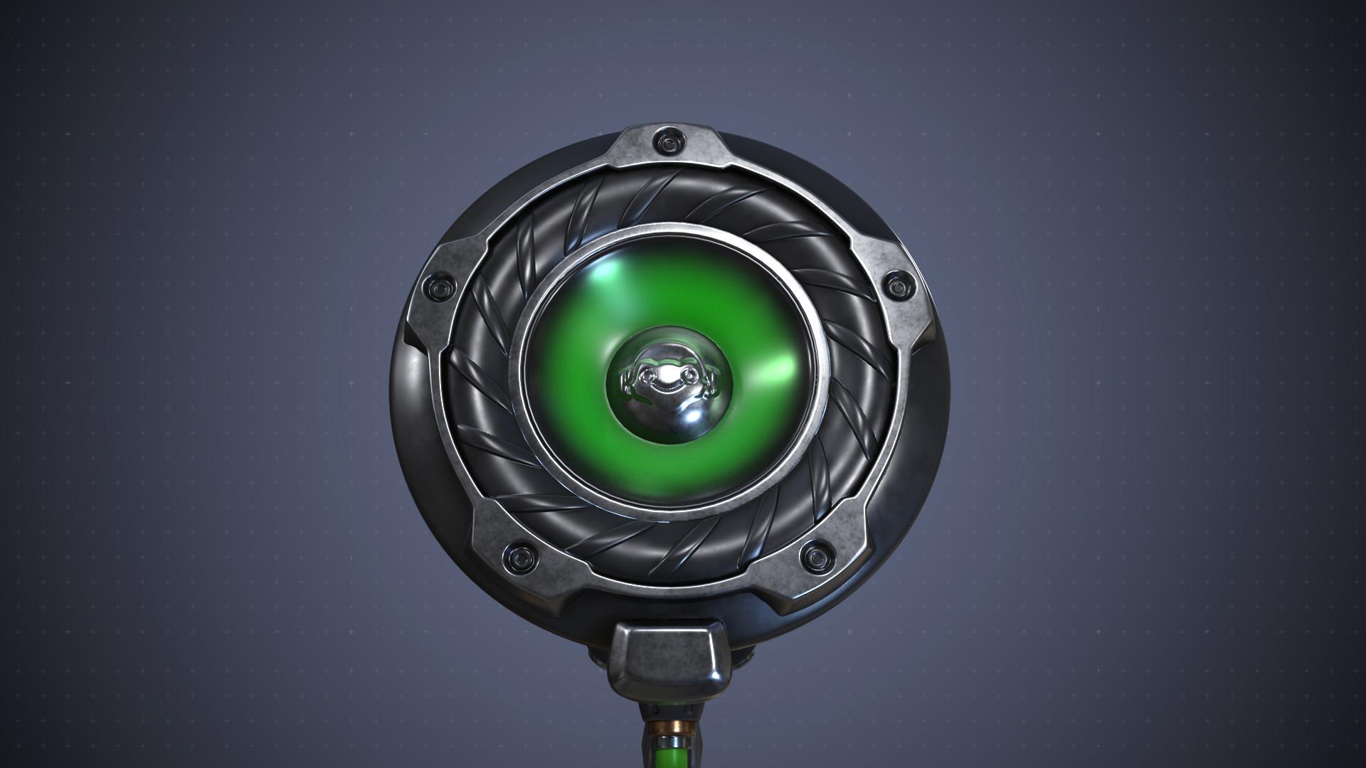Rakan khamash weapon an final 3
