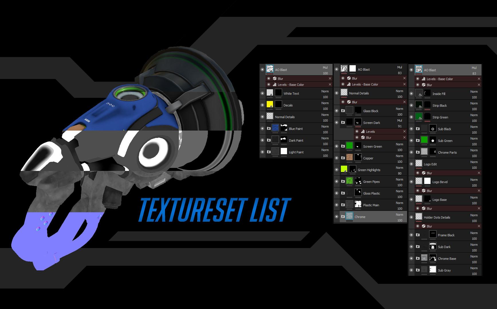 Rakan khamash weapon textureset list