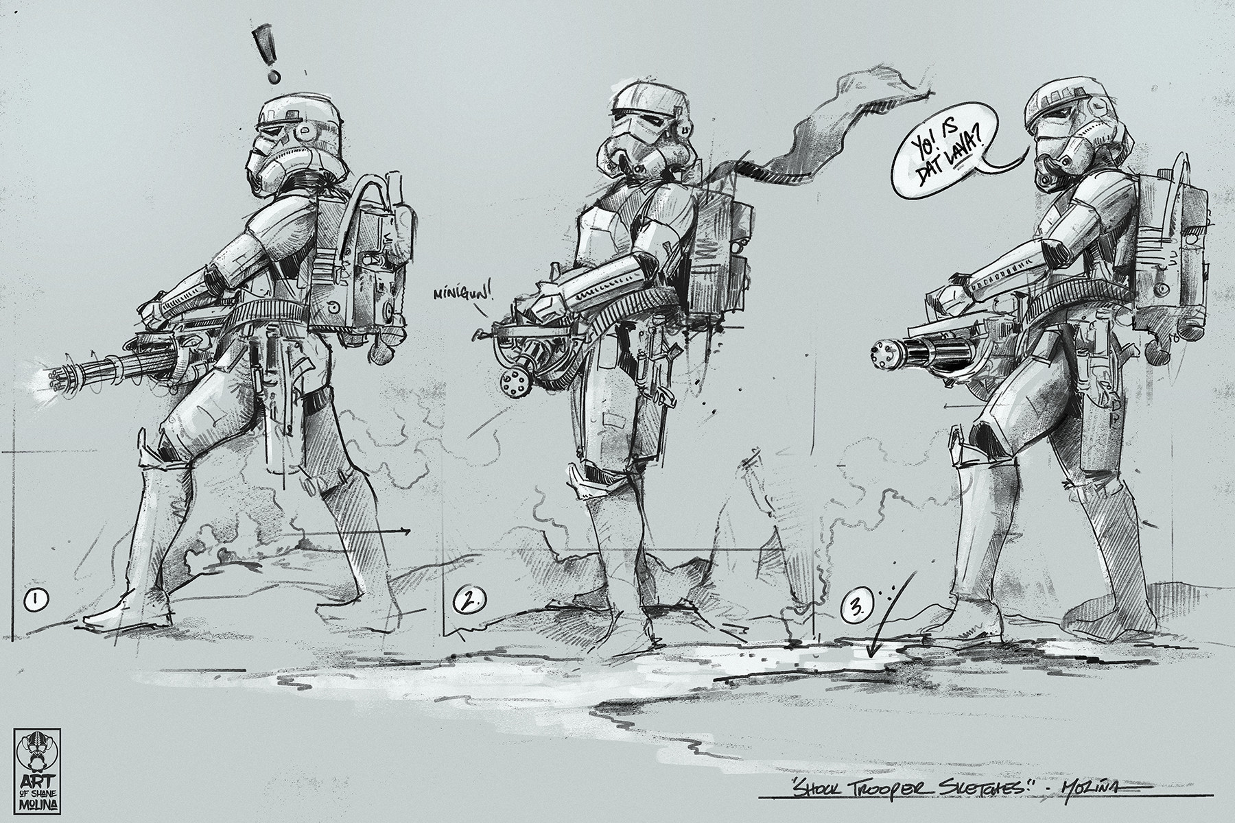 Shane molina pre sketches trooper lowres