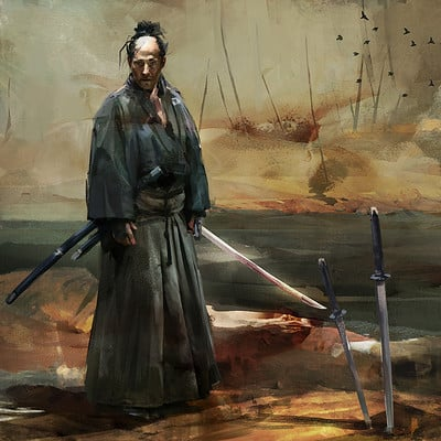 Steve jung bushido low
