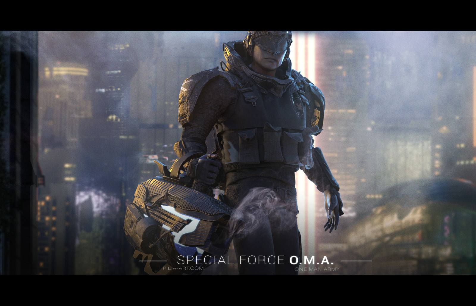 Special Force O.M.A. 02