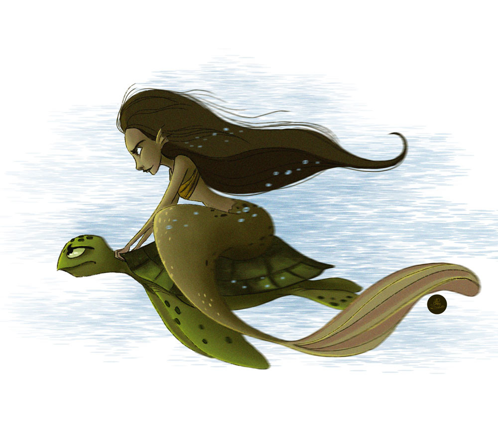 Yana popova yappy mermay day2