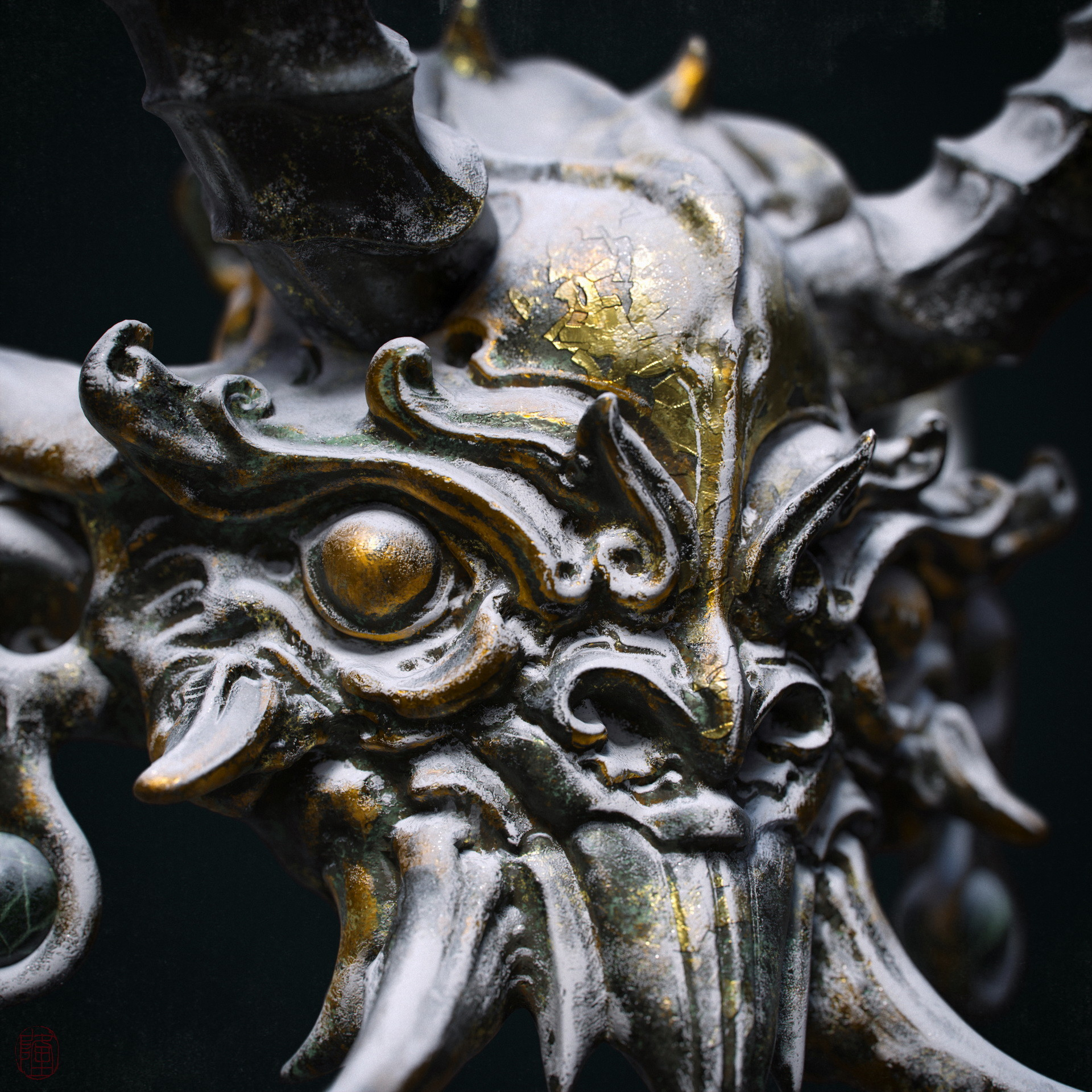 Zhelong xu mask02 websize