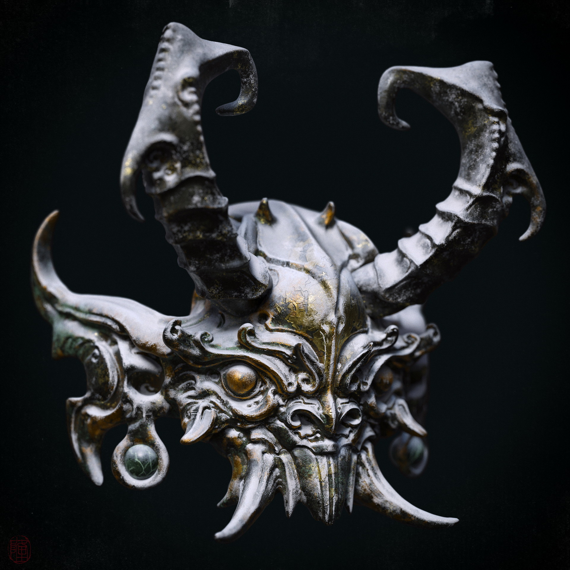 Zhelong xu mask04 websize