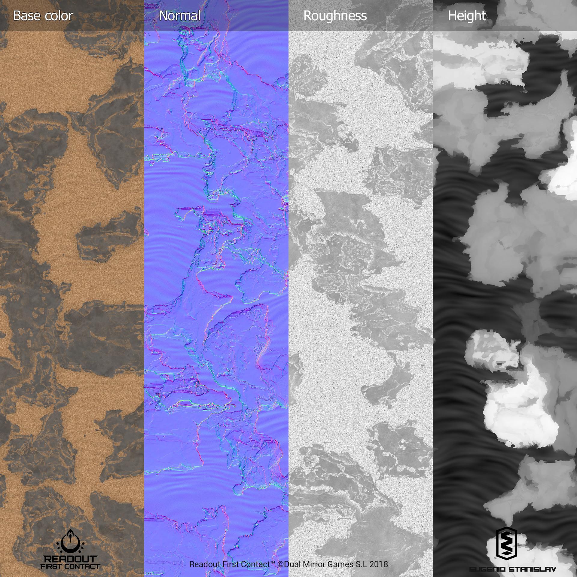 Eugenio stanislav desert rocks maps