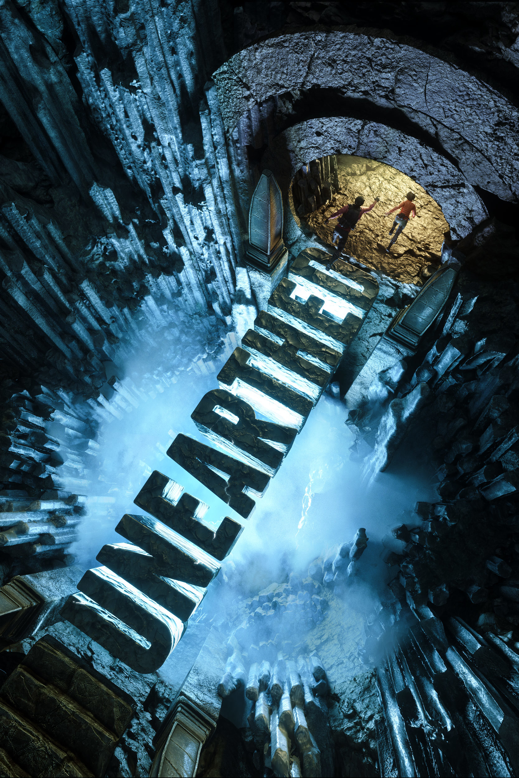 Unearthed (Disney / Hyperion)