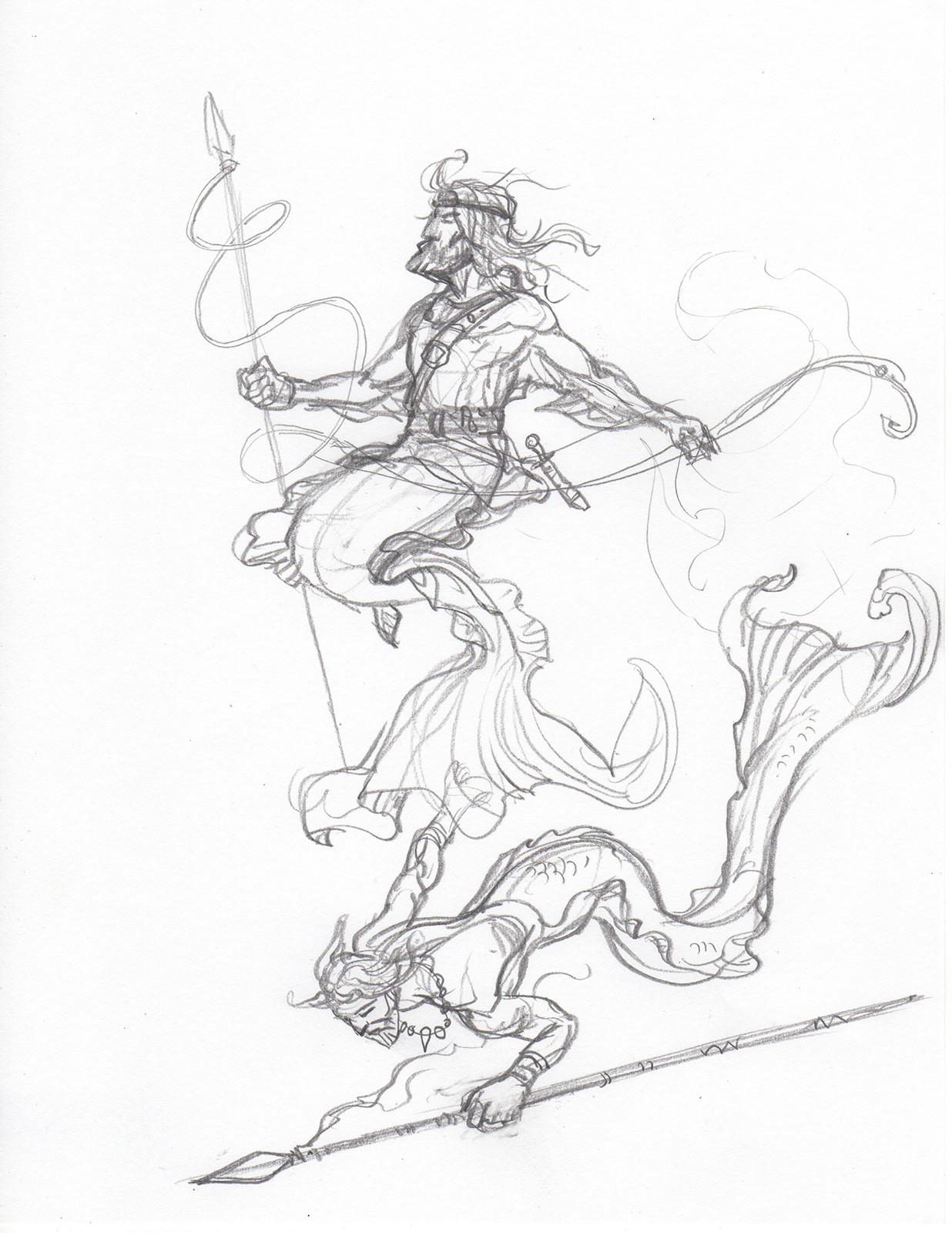 Finman sketch