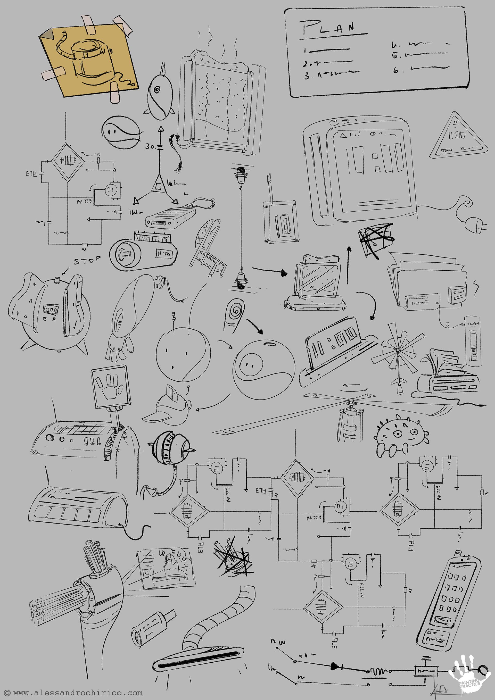 Alessandro chirico 20 board doodle alessandro chirico