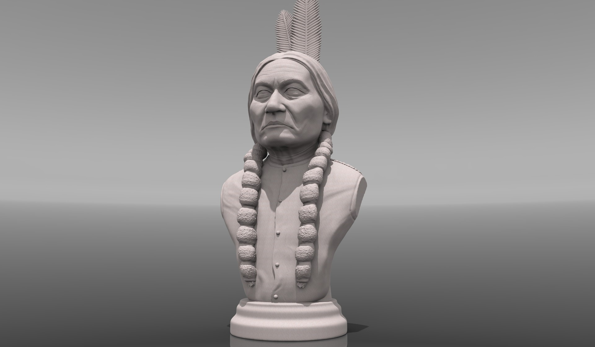 Tom veg sitting bull 3