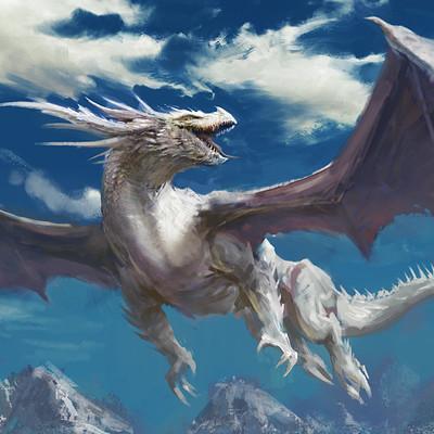 Antonio j manzanedo white dragon manzanedo2