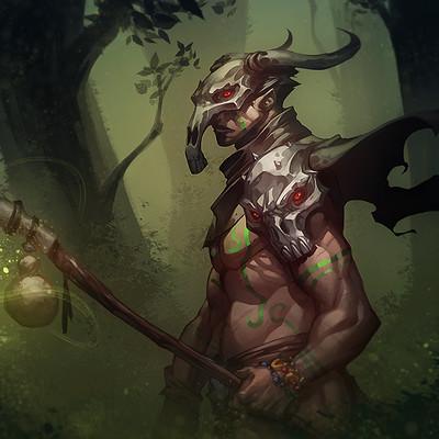 Jerome brulin shaman ld