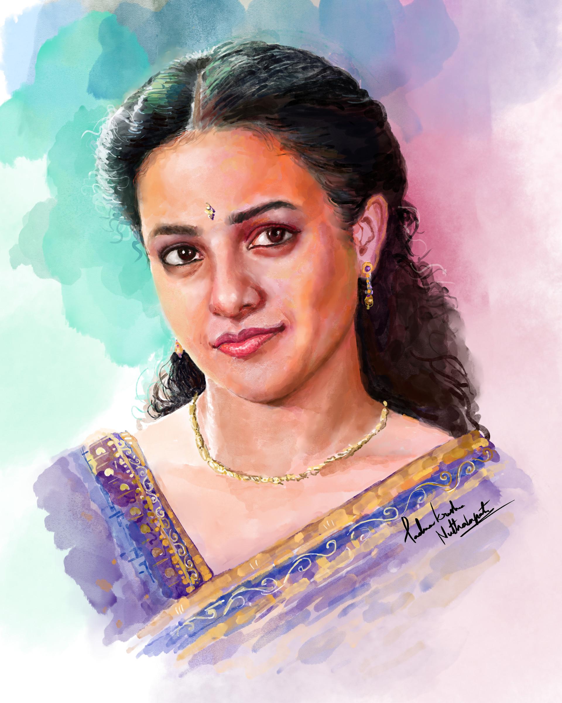 padmakrishna nuthalapati - indian actress nithya menon