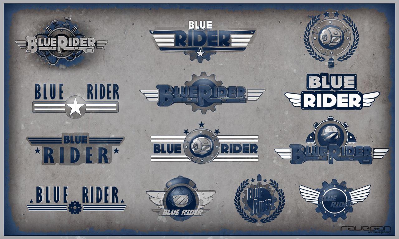 Ravegan games br concept 08 logos
