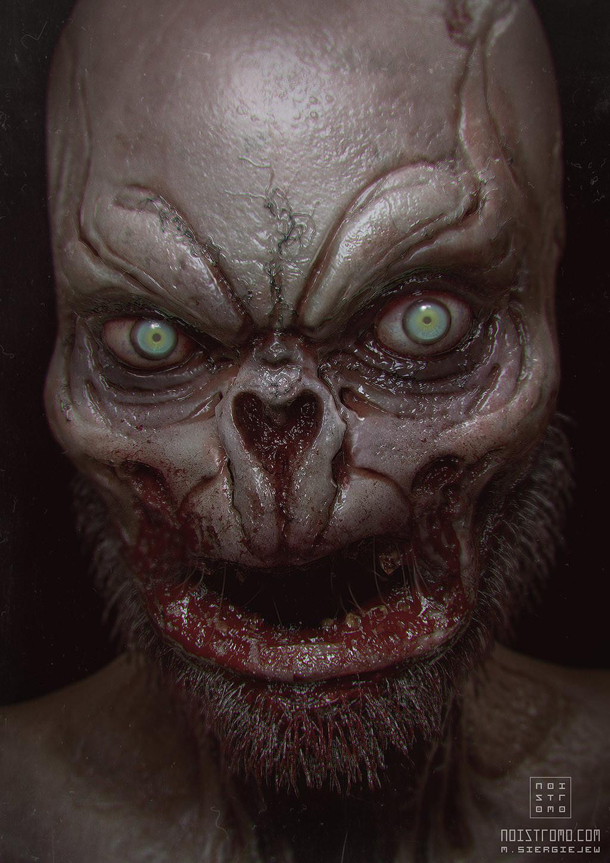 Marius siergiejew zombie mutant by noistromo x1448