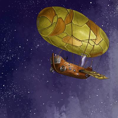 Melissa goodman airship