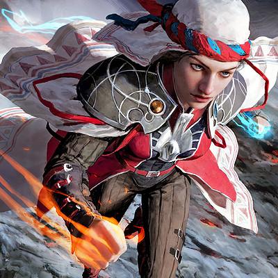 Adeliz, the Cinder Wind