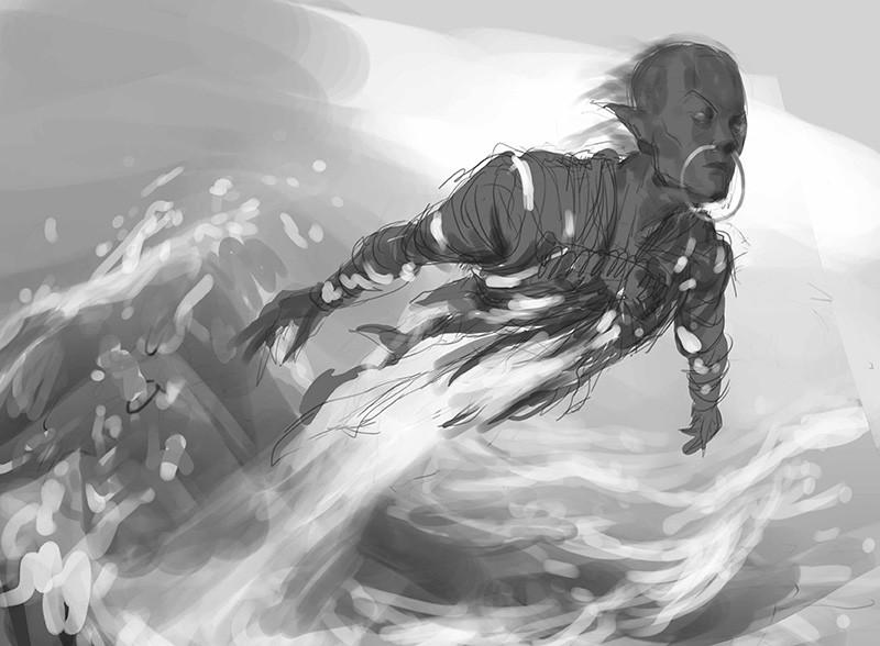 Sketch 2. Boring version