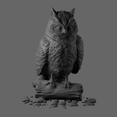 owl WIP