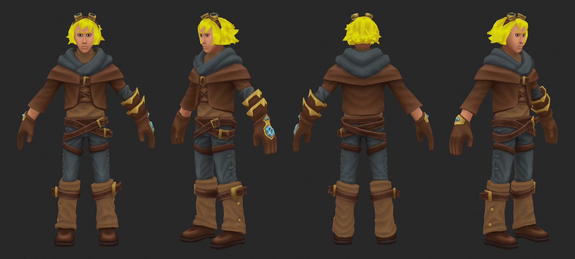 Artstation League Of Legends Ezreal Companion For Torchlight Ii