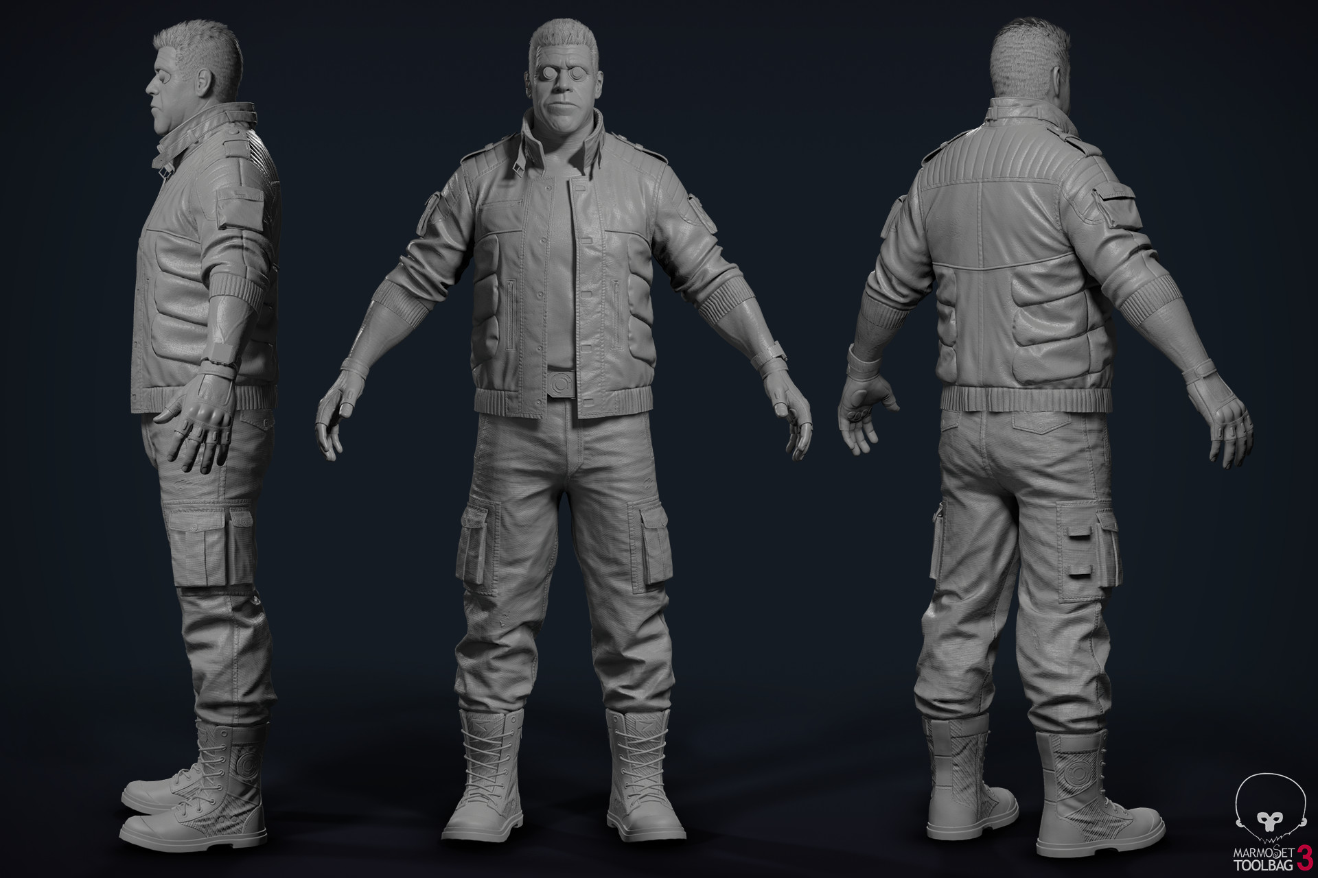 James chan realtime clay