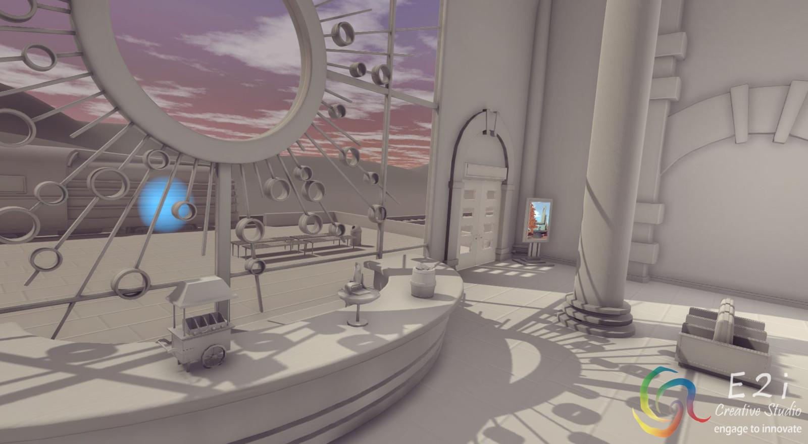 Trainstation Hub - E2I Creative Studio