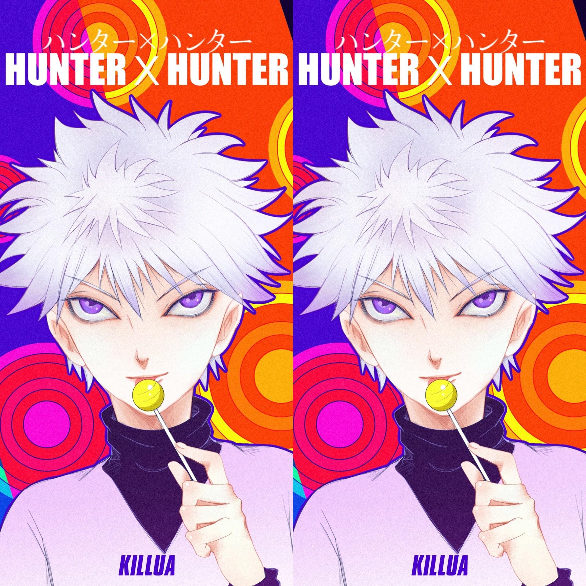 Zheng Yoyo - hunterXhunter killua