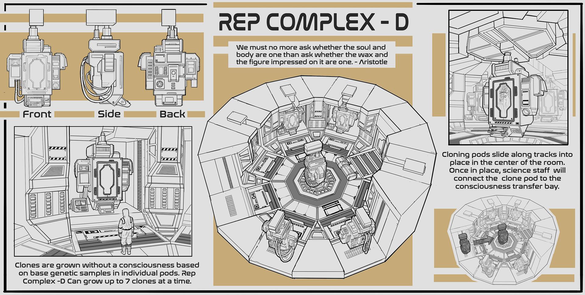 ArtStation - Reproduction Complex D, Andrew Collins
