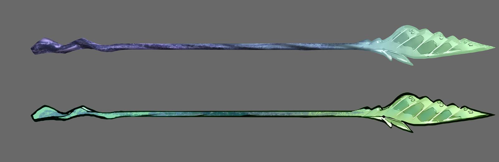 Kelsey martin kalista spear small