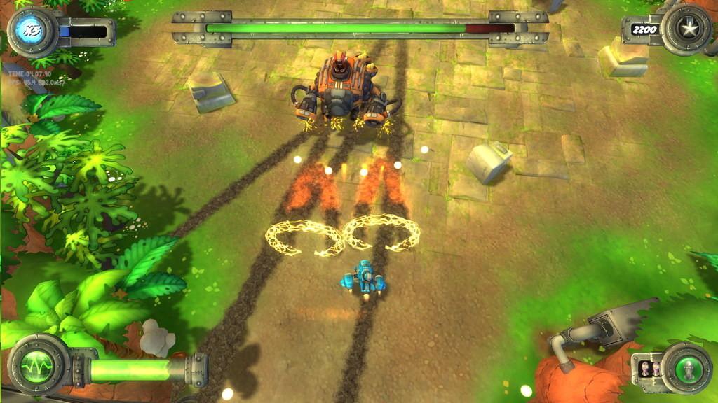 Ravegan games blue rider screenshot 04 small